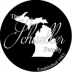 Michigan Family Established Sign
