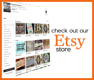Our Etsy Store